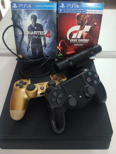 Playstation 4 1tb 2controles + Cam Ps4
