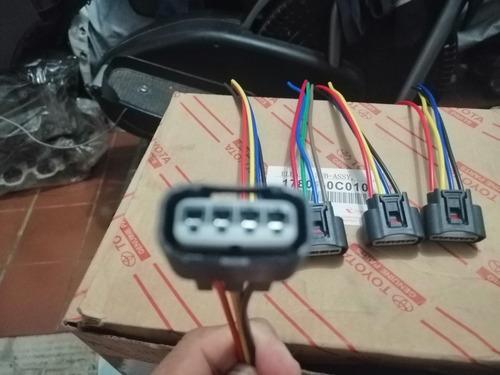 Conector Bobina Toyota Yaris Corolla Camry Hilux 4runner