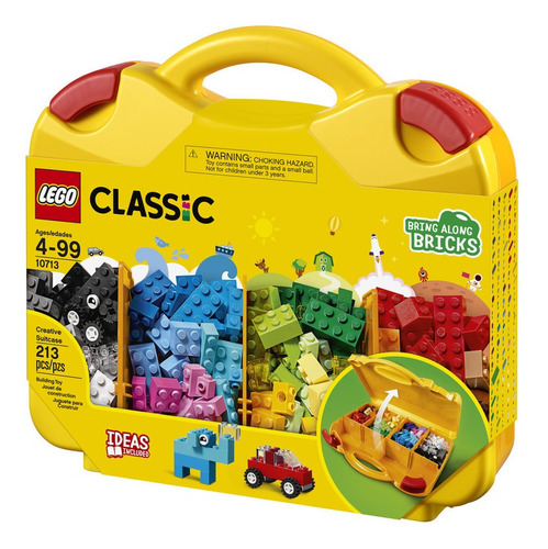Maletin Clasico Lego