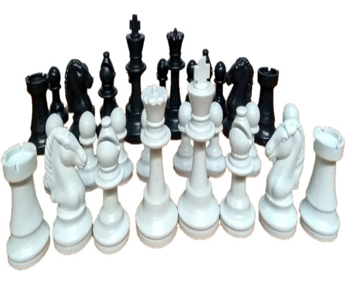 Jogo De Peças Xadrez - Rei 6,7 - Intelectus Suzano