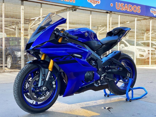 Yamaha R6 2018 - Única - Absolutamente Impecable!