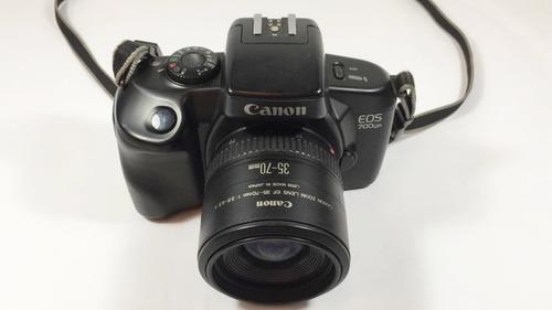 Câmera Fotográfica Canon Eos 700qd (no Estado)