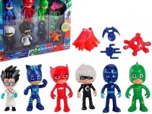 Juguete Héroes En Pijama Caja Completa #toyfeliz