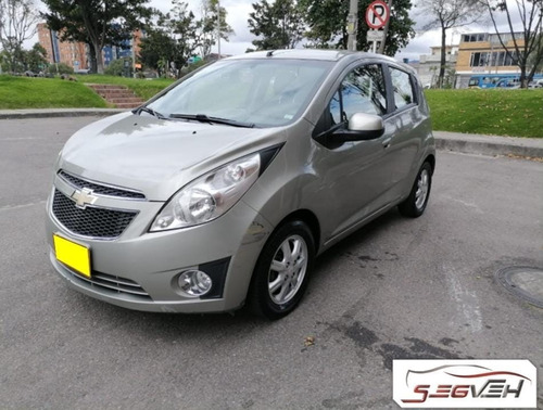 Chevrolet Spark Gt Full Equipo 2011 Financiacion Hasta 100%