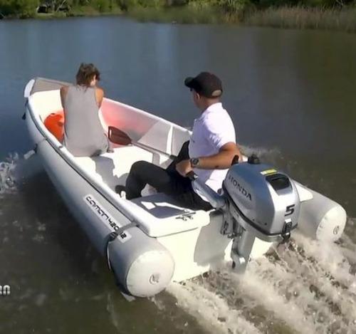 Canobote 420 Matrizado Ver Video Robusto Transportable