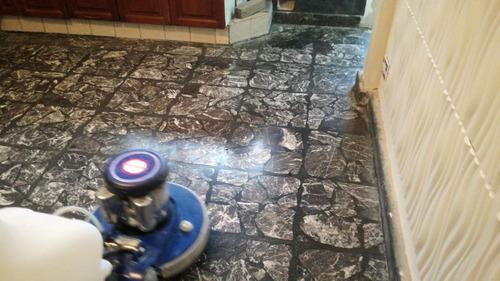 Pulido Vitrificado Mosaicos -granitico- Calcareo- Marmol