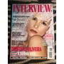Revista Interview Cristiana O Luana P Latino Fernanda B Fabi