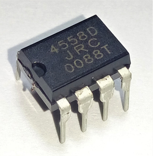 Amplificador Operacional Jrc4558d
