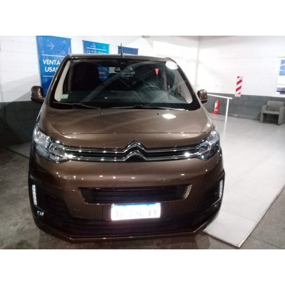 Citroën Spacetourer 2.0 Hdi 150 At6 Feel Pack-8 As. Gc