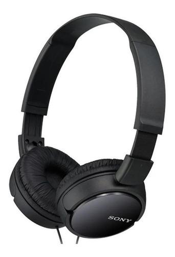 Audífonos Sony Zx Series Mdr-zx110ap Negro