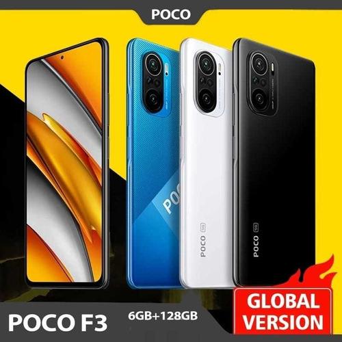 Xiaomi Poco F3 6/128gb Snapdragon 870, Amoled, 5g,  Nf-e