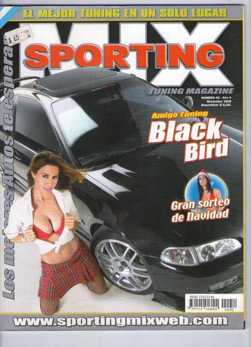 Revista Mix Sporting Mix 52 Año 2004