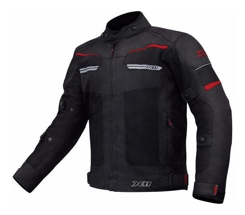 Jaqueta X11 Breeze 100% Impermeavel Protetor Motoqueiro Moto