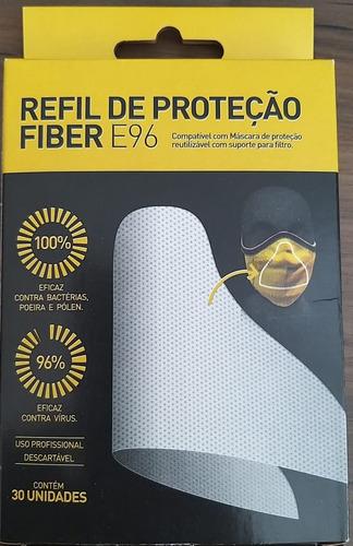 Refil De Proteção E96 P/máscara 3d Knit