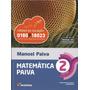 Livro Matemática, Volume 2, Manoel Paiva, Livro Do Professor