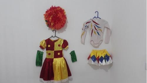 Fantasias Da Emília E Ginástica Artística Para Crianças