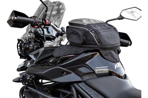 Bolsa De 14 Litros Para Tanque Black Moto Yamaha Mt 03 Abs