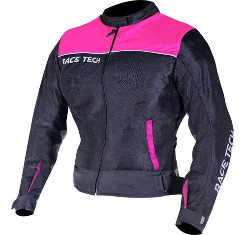 Jaqueta Race Tech Fast Ventilada Feminino