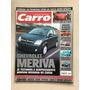 Revista Carro 106 Meriva Golf Gti Pajero Tr4 Bmw 745ia 217a