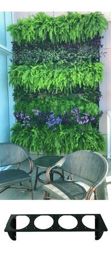 Jardim Vertical - Green Up - Kit 8 Módulos