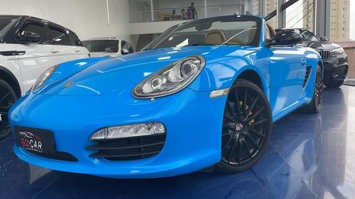 Porsche Boxster 2.9 255 Cv Conversível Ano 2011 Azul