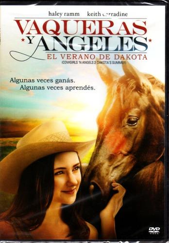 Vaqueras Y Ángeles 2 ( Haley Ramm ) Dvd Original Nuevo Sella