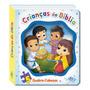 Biblia Da Criança Com Quebra Cabeça Livro Infantil Ilustrado