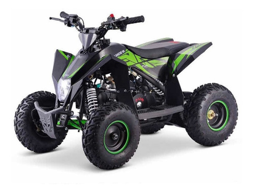 Quadriciclo Avalanche 90cc Fun Motors Verde