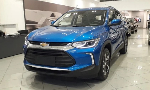 Nueva Suv Chevrolet Tracker 1,2n Turbo Premier Automática Pm