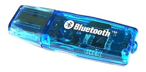 Bluetooth Dongle Usb 2.0 Adaptador De Laptop Computadora Pc