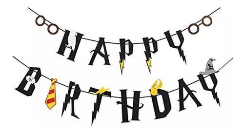 Letrero Happy Birthday Para Fiesta De Cumpleaños
