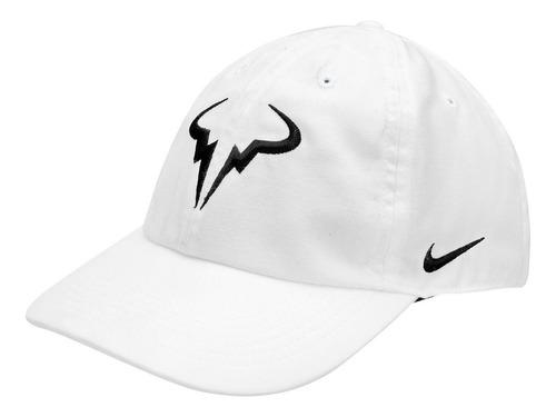 Bone Nike Rafael Nadal Tenis Preto Aba Curva Aerobill Drifit
