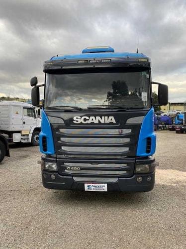 Scania G 420 4x2 Toco 2010