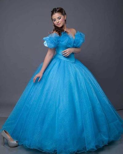 Vestido De 15 Cenicienta