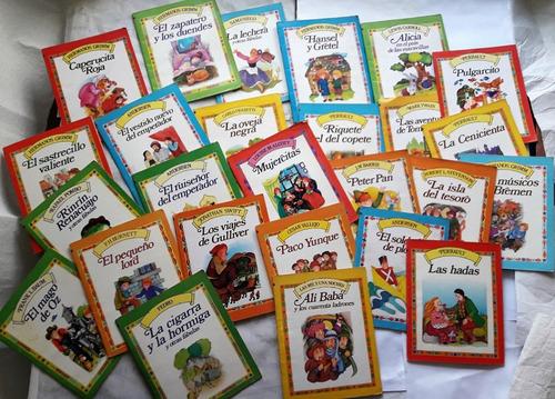 Cuento Coleccion 26 Cuentos  Mi Primera Biblioteca Año 1987