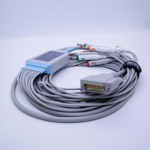 Cable Ecg Para Electrocadiografo Edan, Mindray ....