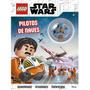 Livro Lego Star Wars: Pilotos De Naves Ed. Culturama