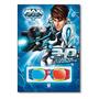 Livro Max Steel O Grande Confronto 3d