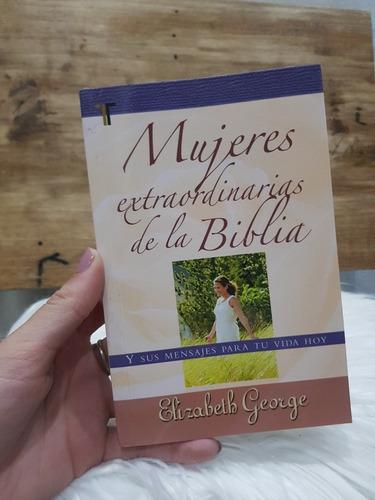 Libro Mujeres Extraordinarias De La Biblia