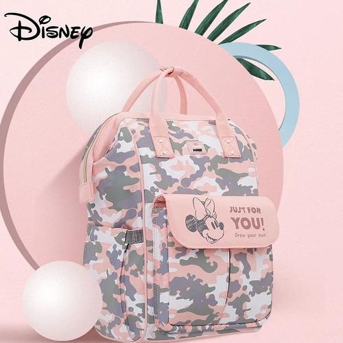Pañaleras O Bolso Pañalera Morral Disney Mickey Minnie