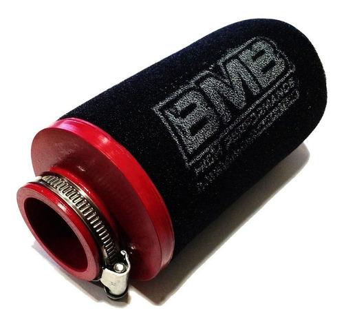 Filtro Aire Bmb Competicion Espuma 55mm X 150mm Cr Motos