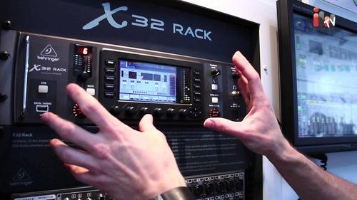 Mesa Behringer X32 Rack .original Behringer