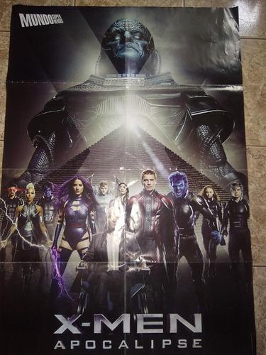 Poster Filme X-men Apocalipse Tamanho 64x94