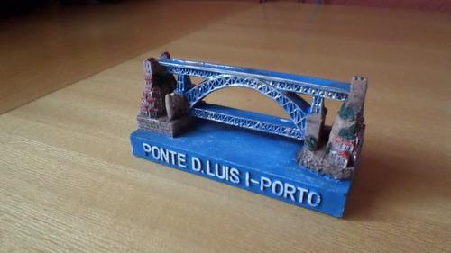 Miniatura Da Ponte Dom Luis I - Porto - Portugal