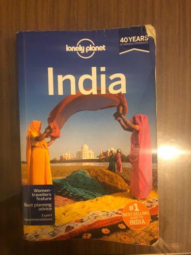 Lonely Planet India 2013 En Ingles