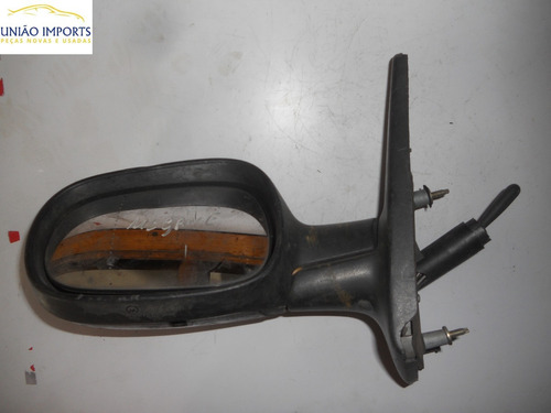 Espelho Retrovisor Manual Renault Megane L/e (detalhe) Nº38