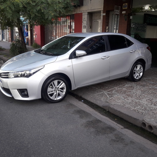 Toyota Corolla Xei Año 2016