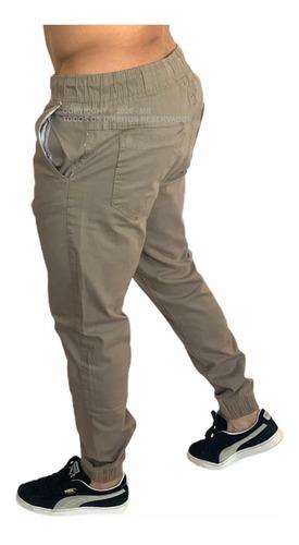 Calça Jogger Masculina Jeans Rasgada Estilo Destroyed 2020