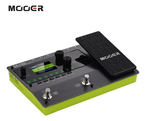 Mooer Ge150 Amp Modelado & Multi Effects Pedal 55 Amplificad