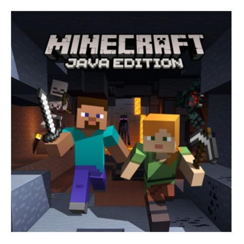 Minecraft  Java Edition Mojang Pc Digital